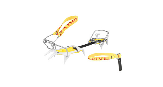 Grivel Ski Tour SkiMatic 2.0 Crampons gul/sølv